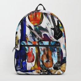Guitar horror Backpack