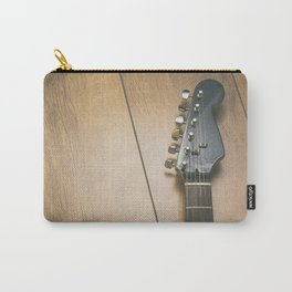 Electric guitar neck Carry-All Pouch