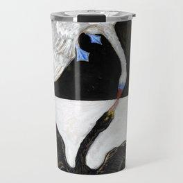 Hilma af Klint The Swan Travel Mug