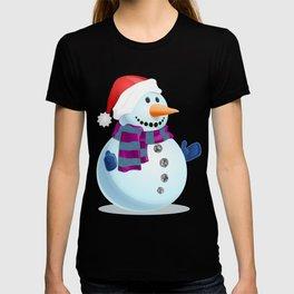 Jolly Snowman T-shirt