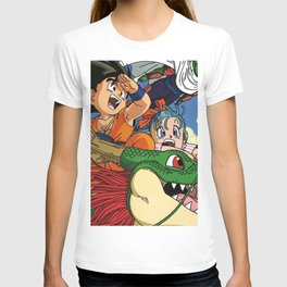 Kids and the Dragon T-shirt