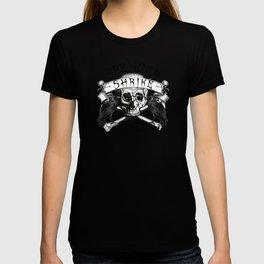 Shrike Bikes Double Raven T-shirt