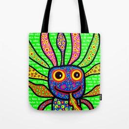 Mexicanitos al grito - Alexbrijin Tote Bag