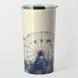 Coney Island II Travel Mug