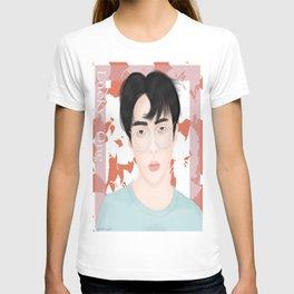 Exo Sehun 'Lucky One' Teaser -Fanart T-shirt