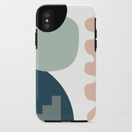 Shape study #18 - Stackable Collection iPhone Case
