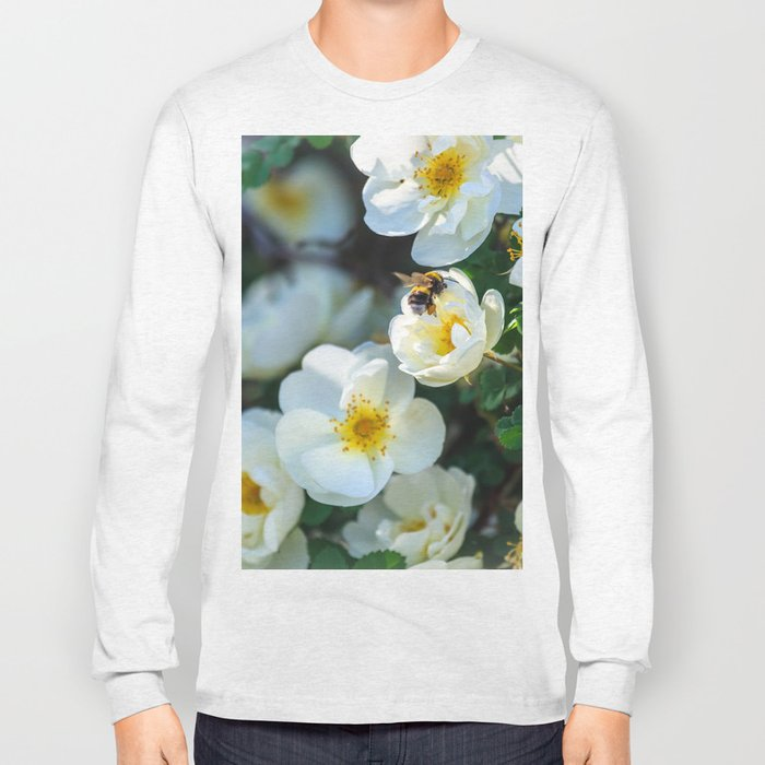 Working bee Long Sleeve T-shirt
