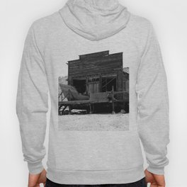 Old Butte Mining Camp in Randsburg, California Hoody