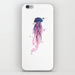 Amethyst Squishy iPhone Skin