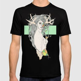 colour blind VI T-shirt