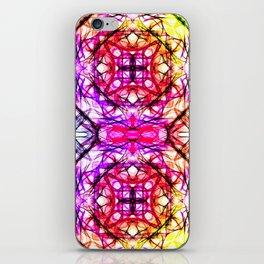 MANDALA ZINE II iPhone Skin
