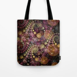 Magical dream, fractal abstract Tote Bag
