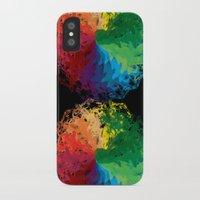 terry fan iPhone & iPod Cases featuring Fan by kartalpaf
