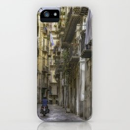 Old City Lane iPhone Case