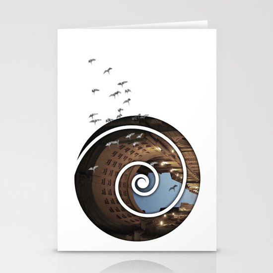 exodus Stationery Cards