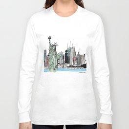 New York. Long Sleeve T-shirt