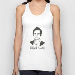 Team Adam Unisex Tank Top