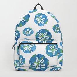 Blue Sand Dollars Backpack