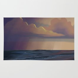 The Colorful Sea Rug