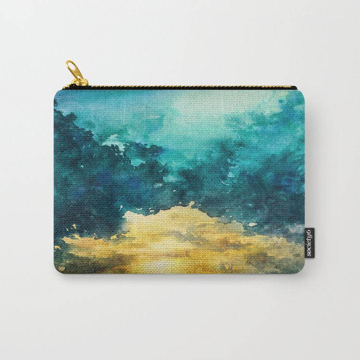 Sky No 3 Carry-All Pouch