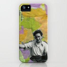 Tempi Residui - C8 - 005 iPhone Case