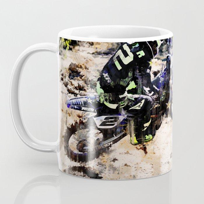 Wild Ride - Motocross Rider Coffee Mug
