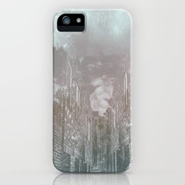 stagger iPhone Case