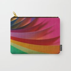 Colorful Paper Carry-All Pouch