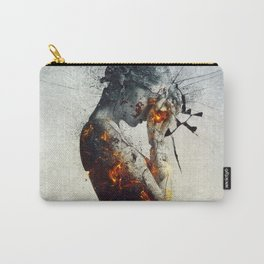 Deliberation Carry-All Pouch
