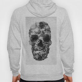 Town Skull B&W Hoody