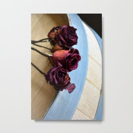 The Rule of Three Metal Print