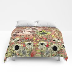 Comes in Three Comforters