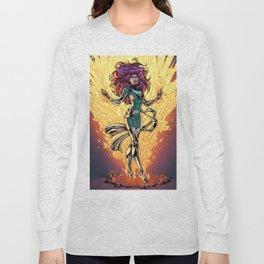 Pheonix Rises Long Sleeve T-shirt
