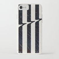 glitch iPhone & iPod Cases featuring Glitch by Chad De Gris