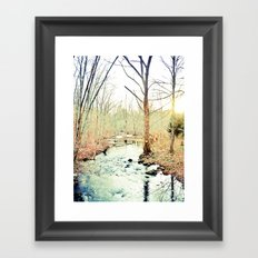 A Moment... Framed Art Print