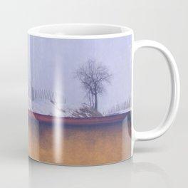 Vineyards Winter Rest Coffee Mug
