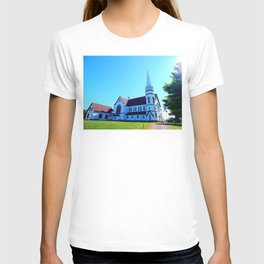 St. Mary's Church front view T-shirt