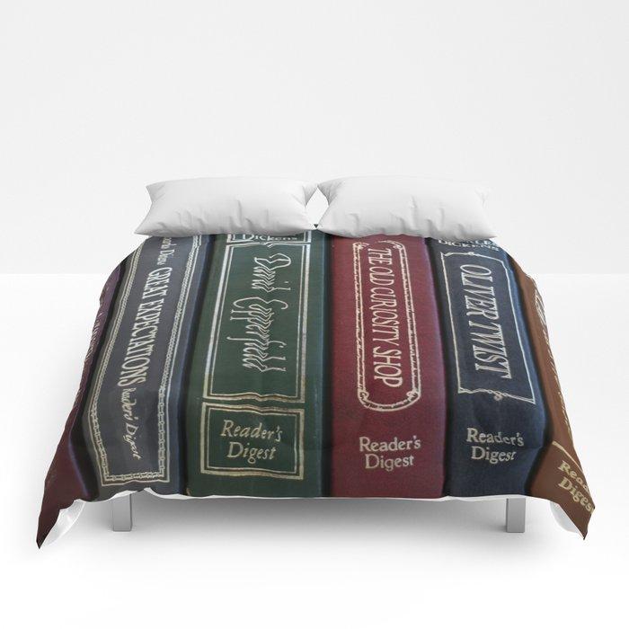 Dickens Comforters