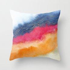 Improvisation 63 Throw Pillow