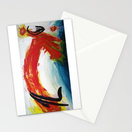 Single Whip Stationery Cards