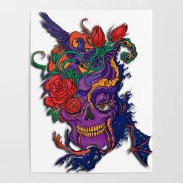 Ultraviolet Death Poster
