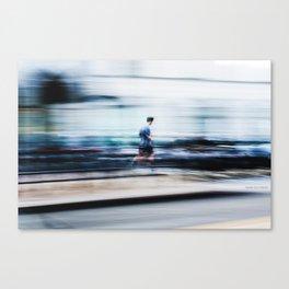 - La mia vittoria - Canvas Print