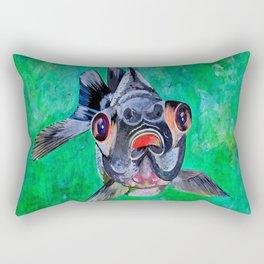 Blackmoor Goldfish Rectangular Pillow