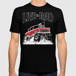 1955 CHEVY CLASSIC HOT ROD T-shirt