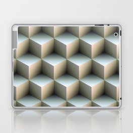 Ambient Cubes Laptop & iPad Skin
