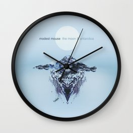 Modest Mouse - The Moon & Antartica Wall Clock
