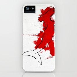 tiburó iPhone Case