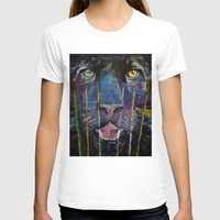panther T-shirts featuring Panther by Michael Creese
