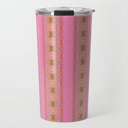 Silicon-based life form - 3BB pink Travel Mug