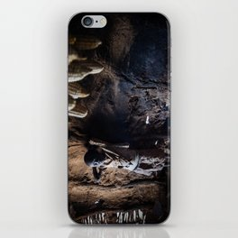 She Was Born After the Harvest  iPhone Skin